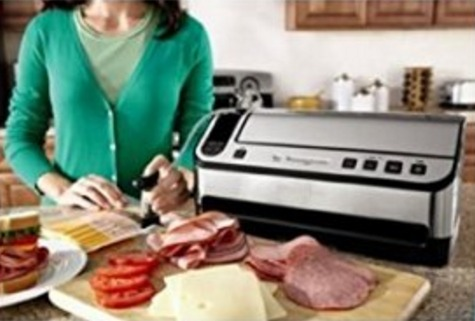 Best Food Saver - Foodsaver V4880 Fully Automatic Vacuum Sealing System