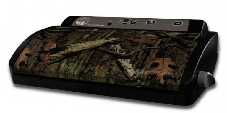 Complete Review of the GameSaver Bronze Vacuum Sealer – Mossy Oak Camouflage