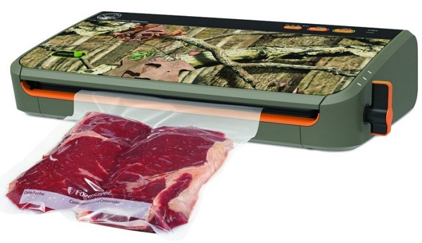 GameSaver Wingman Vacuum Sealer GM2150-000 Review