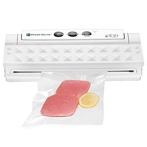 NexGadget Vacuum Sealer Review