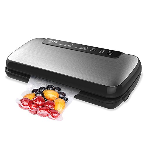 BREVO E5700-MS Pro Automatic Vacuum Sealer Review