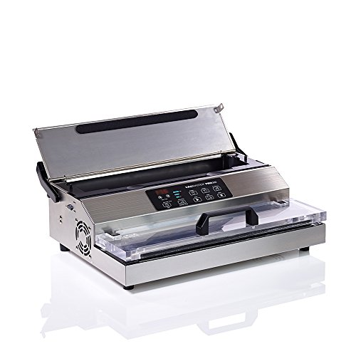 VacMaster PRO380 Suction Vacuum Sealer Review