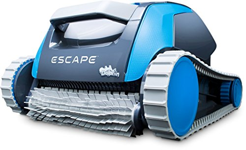 Compare with Dolphin Escape Robotic vs. Dolphin Nautilus Robotic Pool Cleaner