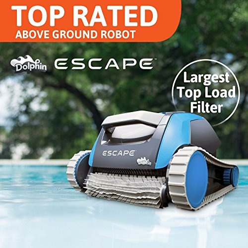 Dolphin Escape Robotic vs. Dolphin Quantum Robotic Pool Cleaner - Which is the best?