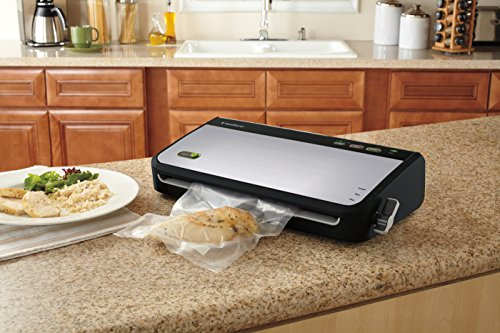Compare with Foodsaver FM2435-ECR vs CHULUX Vacuum Sealer - Which is the best?