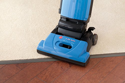Hoover U5140900 Review - Does it do well on hardwood and carpet?
