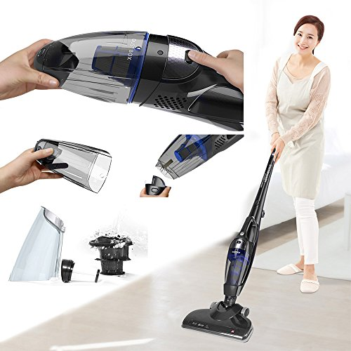 NPOLE 2-in-1 Cordless Upright Vacuum Cleaner Reviews