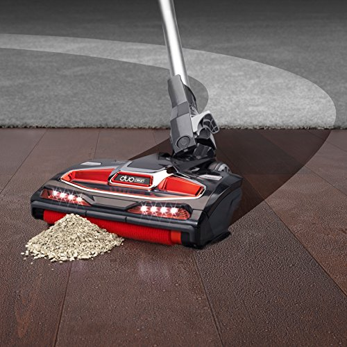Compare Shark DuoClean Rocket Vacuum VS. Bissell 1650A Pet Hair Eraser