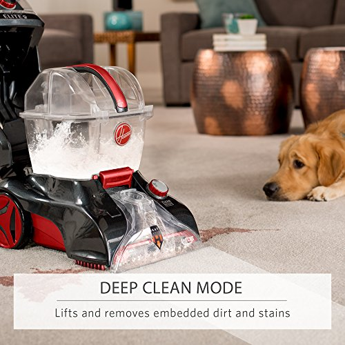 Does Hoover FH50251PC good enough to remove pet hair?