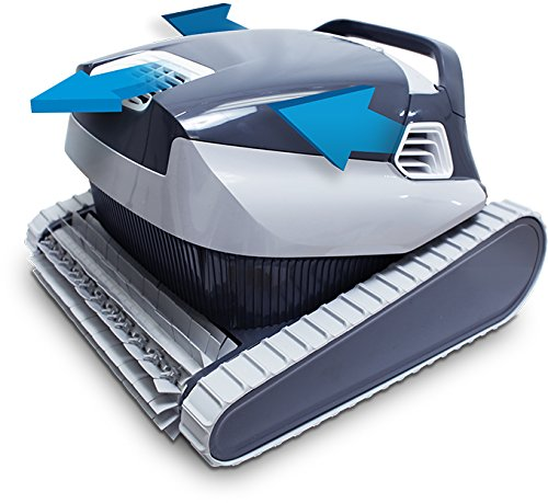 What's the disadvantage of the Dolphin Quantum Robotic Inground Pool Cleaner