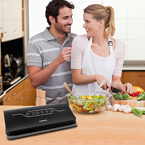 What users saying about CHULUX One Touch Vacuum Sealing System?