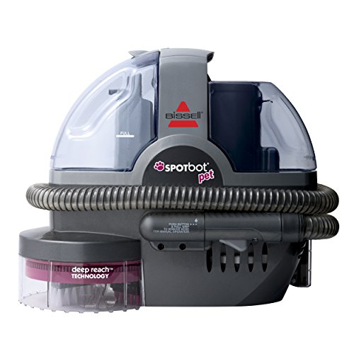 BISSELL Spotbot Pet Handsfree Spot and Stain Cleaner Review
