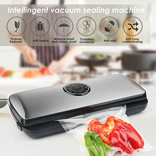 AQV Automatic Vacuum Sealer Review