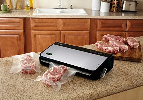 Compare with Foodsaver FM2435-ECR vs Detis Vacuum Sealer plus - Which is the best?