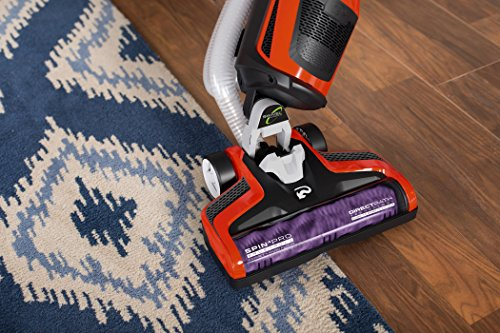 Why Dirt Devil Razor UD70355B better enough for hardwood and tile floors cleaning?