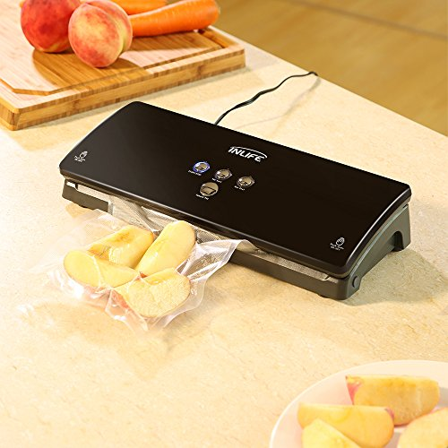 INLIFE K8 Automatic Vacuum Sealer Review