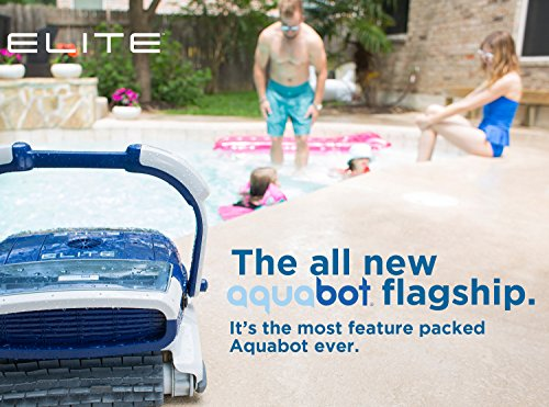 What users are saying about the Aquabot Elite Inground Robotic Pool Cleaner