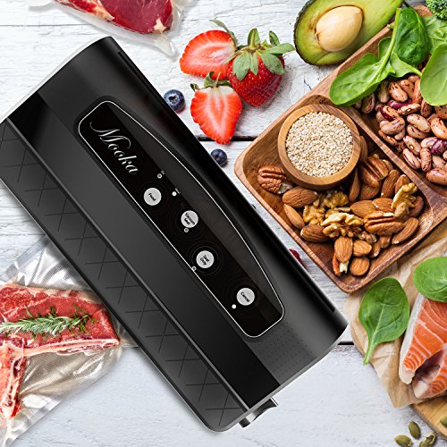 What users saying about Mooka 4-in-1 (TVS-2150) Vacuum Sealer