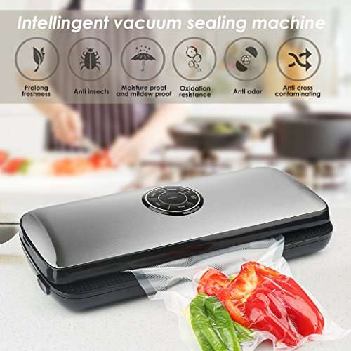 AQV Automatic Vacuum Sealer Review – Truly Why it's Comparable?