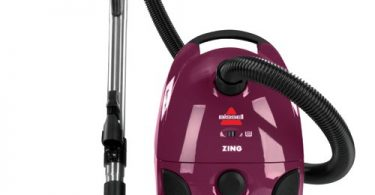 BISSELL Zing 4122 Bagged Canister Vacuum Review