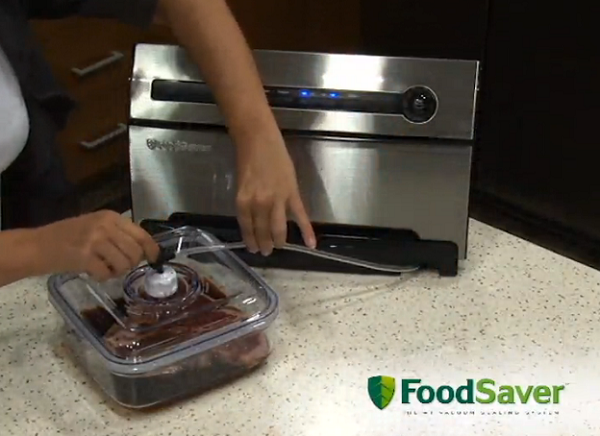 FoodSaver v3835 vacuum sealing system Review