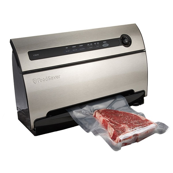 Food Saver v3835 vacuum sealing system Review