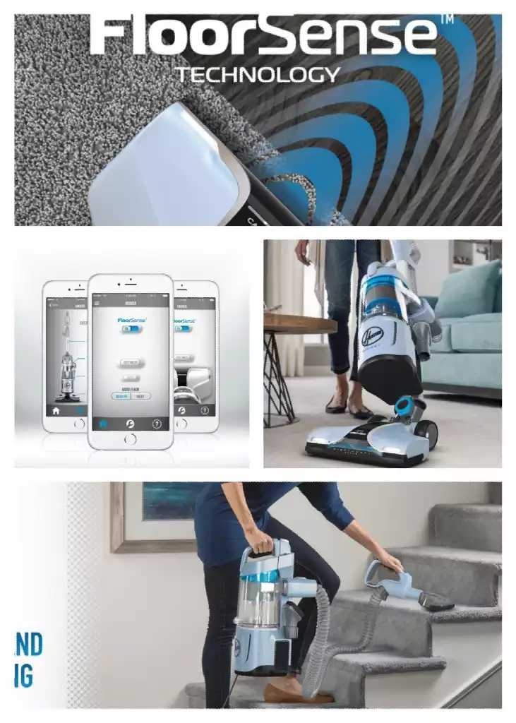Hoover React UH73300PC Review and features