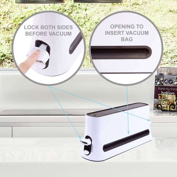 ICO031 Vacuum Sealer Review - How its considered for the best value