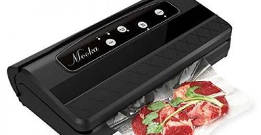 Mooka 4-in-1 (TVS-2150) Vacuum Sealer Review