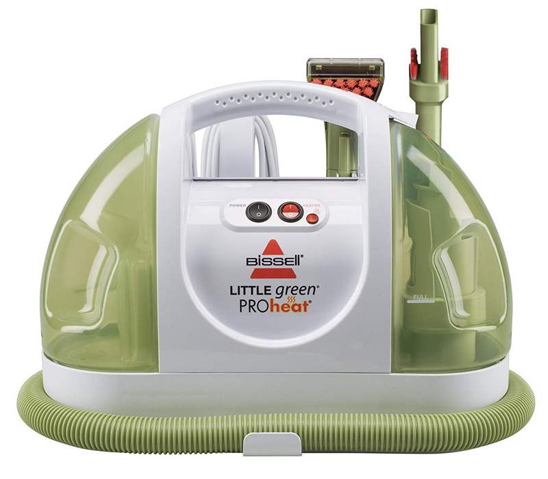 The Bissell Little Green Pro Heat