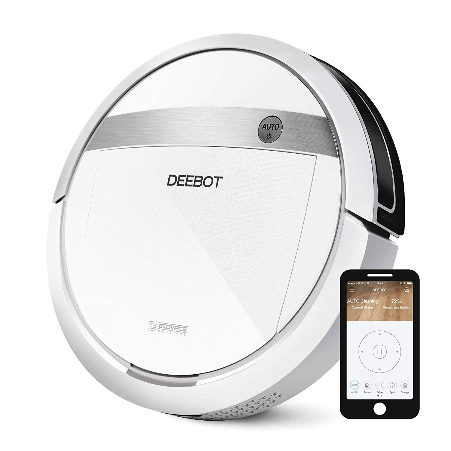 The EcoVacs Deebot M88