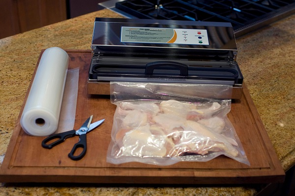 Vacuum Sealer review - Weston 65-0201 Pro-2300Vacuum Sealer